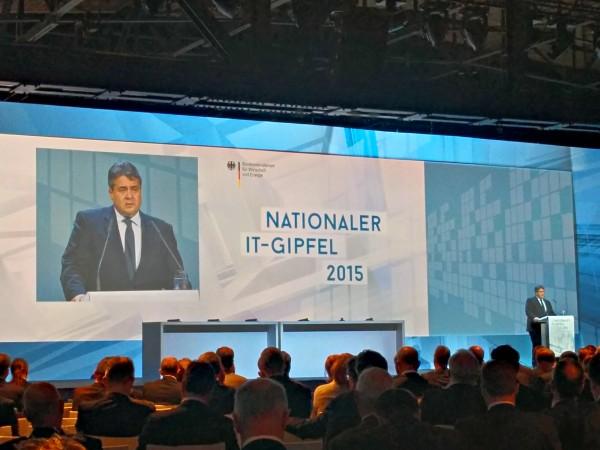 IT-Gipfel 2015