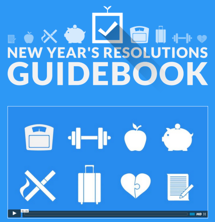 New Year's Resolutions Guidebook
